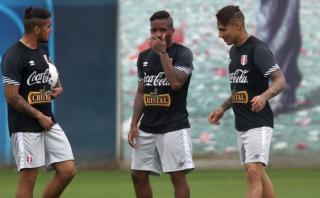 Guerrero espera que Vargas y Farfán regresen a la selección