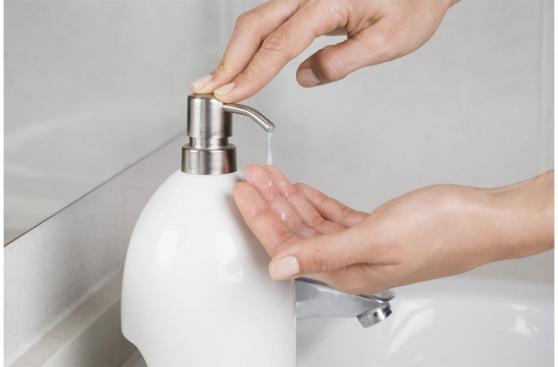 Aprende a hacer tu propio jabón líquido casero