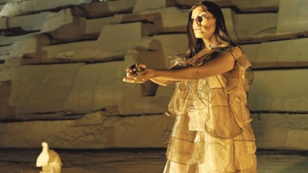 Ana de Orbegoso, la última princesa inca vive