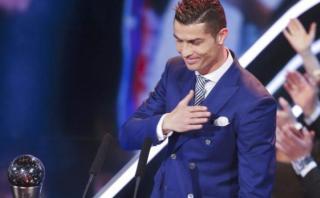 Cristiano nominado a otro trofeo: finalista de Premios Laureus