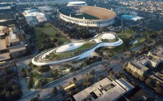 Así será el museo dedicado a George Lucas que él financiará