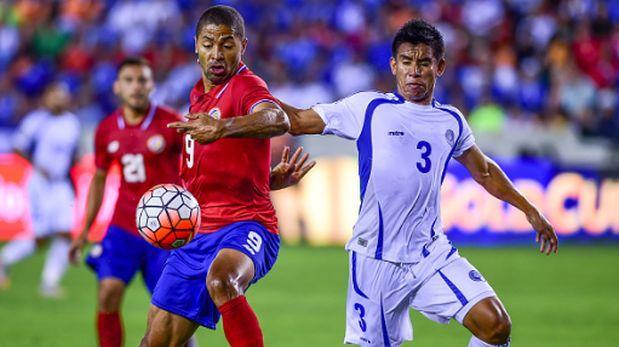 Costa Rica empató ante El Salvador por Copa Centroamericana