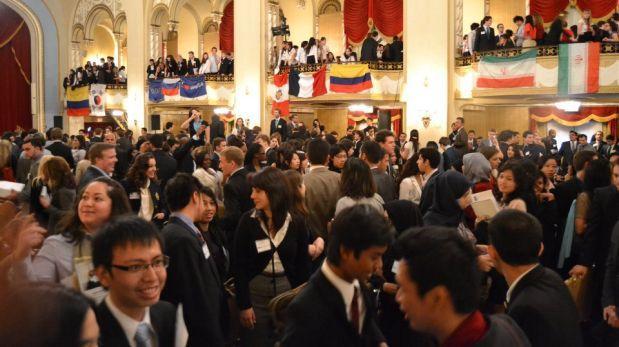 Harvard organiza en Lima conferencia de universitarios