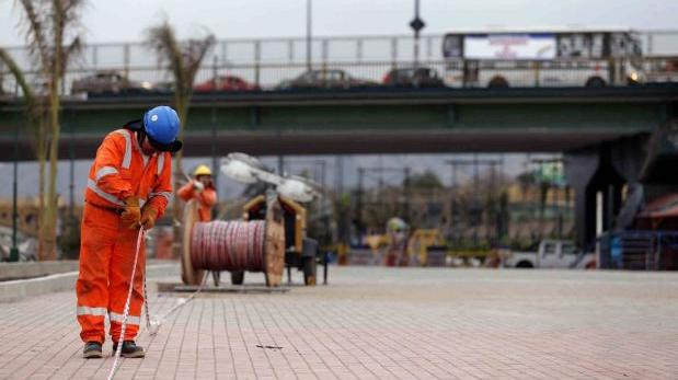Parque de la Muralla: obras de remodelación están casi listas
