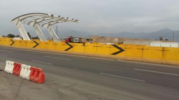 Peaje en Puente Piedra: Retiran casetas ante nueva marcha