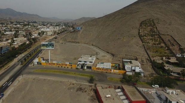 MML denuncia a inmobiliaria por usurpar terreno en La Molina