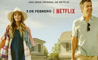 """Drew Barrymore protagoniza el tráiler de """"Santa Clarita Diet"""""""