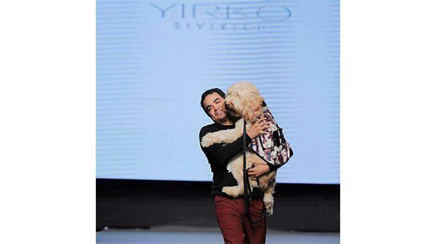 Yirko: diseñador, amante perruno, rescatista y activista