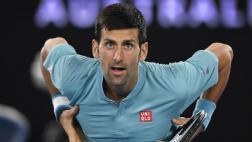 Novak Djokovic debutó con triunfo en el Australian Open