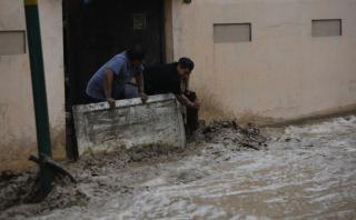 Unas 170 familias afectadas por huaicos en Chosica y Huarochirí