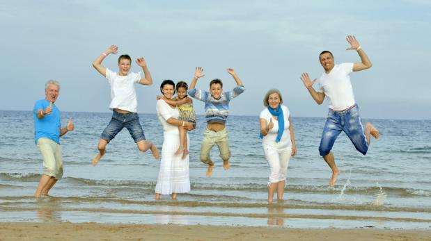 Aprovecha el verano y planifica un escape en familia