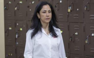 """Nadine Heredia: """"Siguen impidiendo mi derecho al trabajo"""""""
