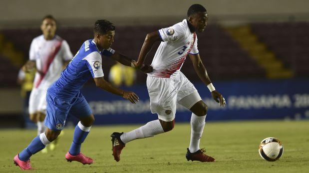 Costa Rica empató 0-0 ante Nicaragua en Copa Centroamericana