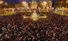 Aniversario de Lima: miles celebraron en la Plaza de Armas