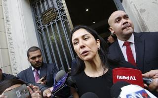 """""""Han dictado contra Nadine un impedimento de salida encubierto"""""""