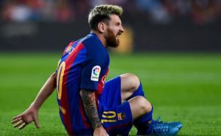 Lionel Messi: medio inglés inventó antes otras dos entrevistas