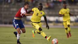 Colombia empató 1-1 ante Paraguay por el Sudamericano Sub-20