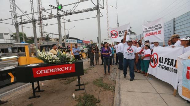 La Molina: concejo exige que Lima elimine peaje de Separadora