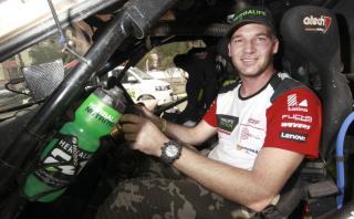 """Fuchs ya piensa en volver al Dakar: """"Quiero correr en Perú"""""""