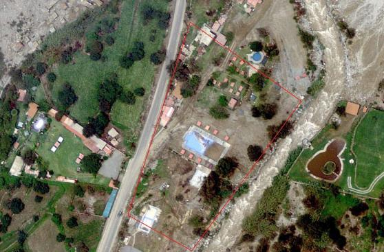 Huaicos en Chosica y Huarochirí: tomas aéreas de los daños