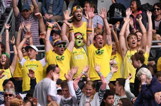 Australian Open: las mejores postales que dejó el quinto día
