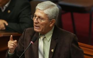 "Castro sobre Odebrecht: Ex funcionarios ""tocan"" a Alan García"