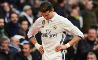 El Bernabéu le exige más a Cristiano: así jugó hoy el crack