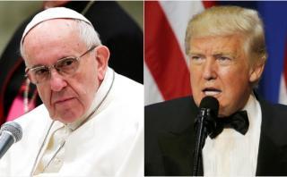 """Papa Francisco sobre Trump: """"Veremos qué hace"""""""