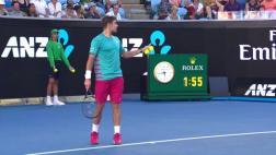 La genial respuesta de Wawrinka tras ser confundido con Federer