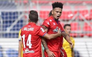 Alexanders Callens rescindió contrato con el Numancia de España