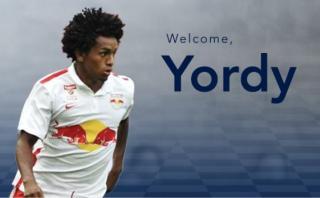 Yordy Reyna jugará en el Vancouver Whitecaps de la MLS