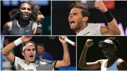 Australian Open: así van los cuadros masculino y femenino