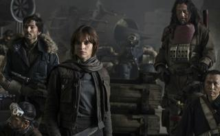 """Star Wars"": Rogue One supera los US$ mil millones de taquilla"