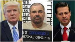 Gobierno de Trump agradece a México la extradición de El Chapo