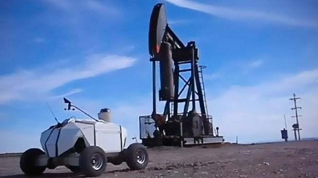 Los robots van desplazando a trabajadores en torres petroleras