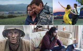 Oscar: ¿Cuándo podrás ver en cines las principales nominadas?