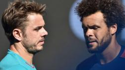 Australian Open: Wawrinka y Tsonga tuvieron fuerte discusión
