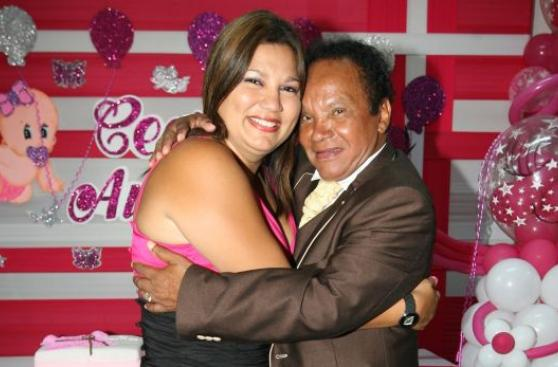 Melcochita se casó con Monserrat Seminario en Piura [FOTOS]