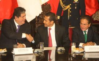 """""""Humalismo y toledismo quieren involucrar a Alan García"""""""
