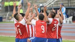 Chile perdió 2-1 ante Paraguay en el Sudamericano Sub 20