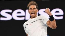 Nadal venció a Raonic y pasó a semifinales del Australian Open