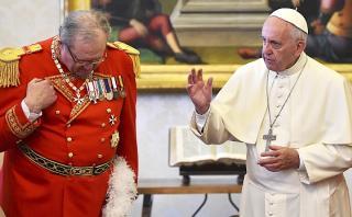 [BBC] Qué es la Orden de Malta, el último conflicto del Papa