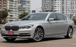 Probamos el nuevo BMW Serie 7, el auto más tecnológico del Perú