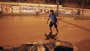 Huaicos golpean Lima este y mantienen temor en distritos