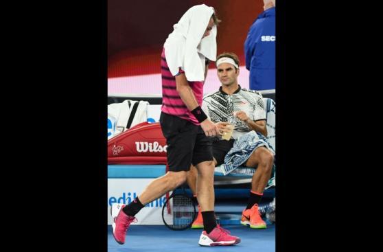 Roger Federer eterno: las postales de su triunfo en Australia