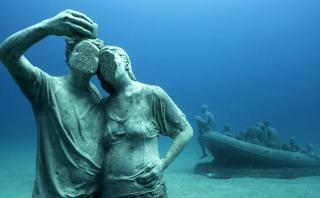 Descubre la belleza del primer museo subacuático de Europa