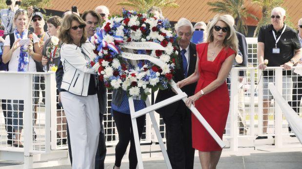 La NASA recuerda a héroes del Apolo 1 a 50 años de la tragedia