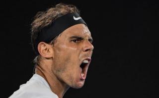 Rafael Nadal y lo que dijo sobre la final contra Roger Federer