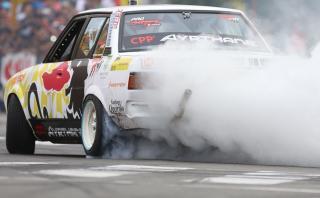 Siente la adrenalina drifting en el Street Drift Toyota
