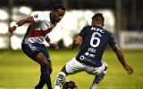 Municipal fuera de Libertadores: empató 2-2 con I. del Valle